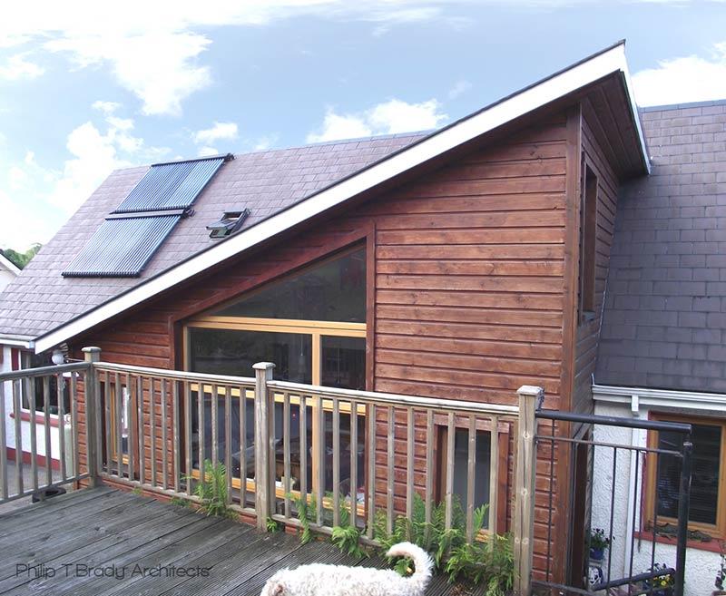 House, Extension, Cavan