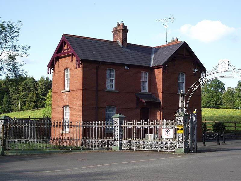 Kilmore Diocesan Pastoral Centre Gate Lodge