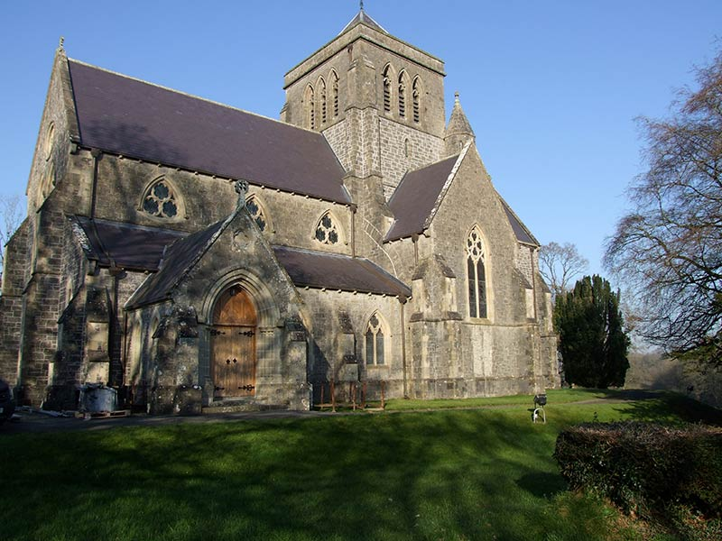 St. Fethlimidh's Cathedral, Co. Cavan.