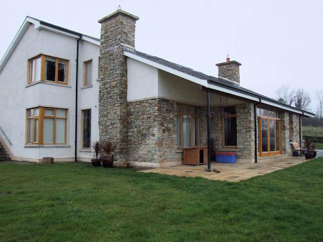 House at Lough Inchin, Co. Cavan