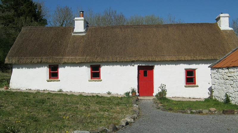 Cottage Extension in Co. Leitrim